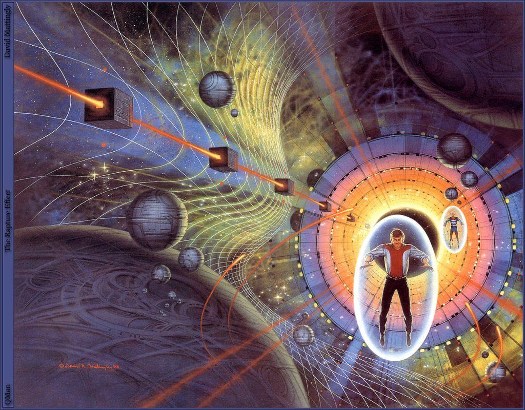 Космические путешествия и технический прогресс