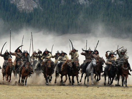 Украина требует от Монголии компенсацию за нашествие хана Батыя?